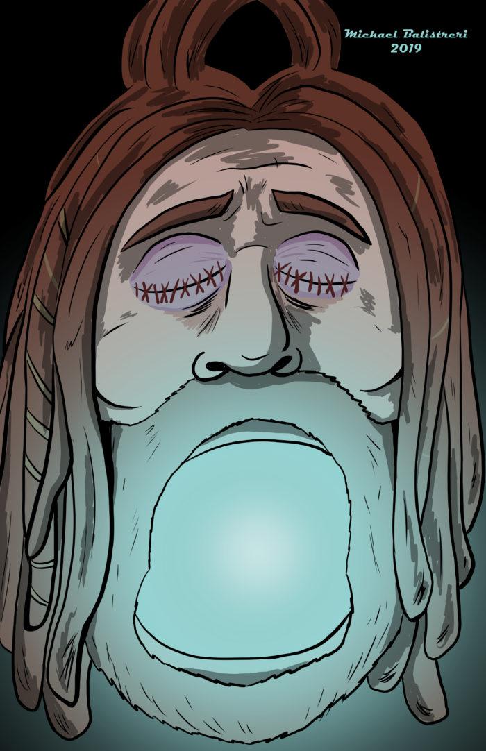 Bray Wyatt's Lantern