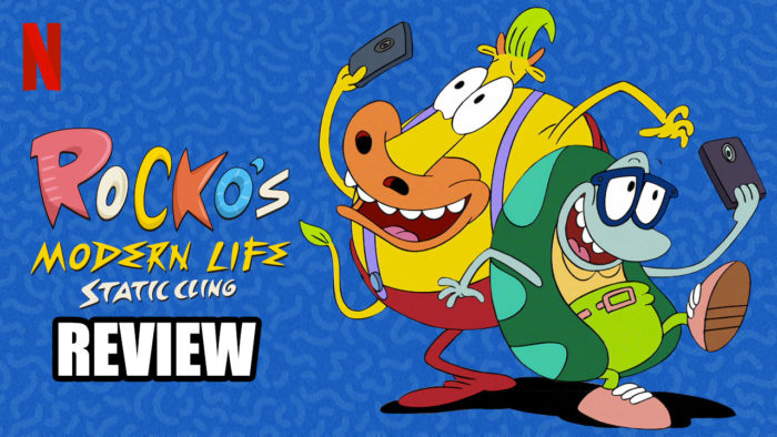 Rocko's Modern Life: Static Cling Review