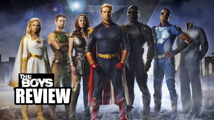 The Boys Season One Review