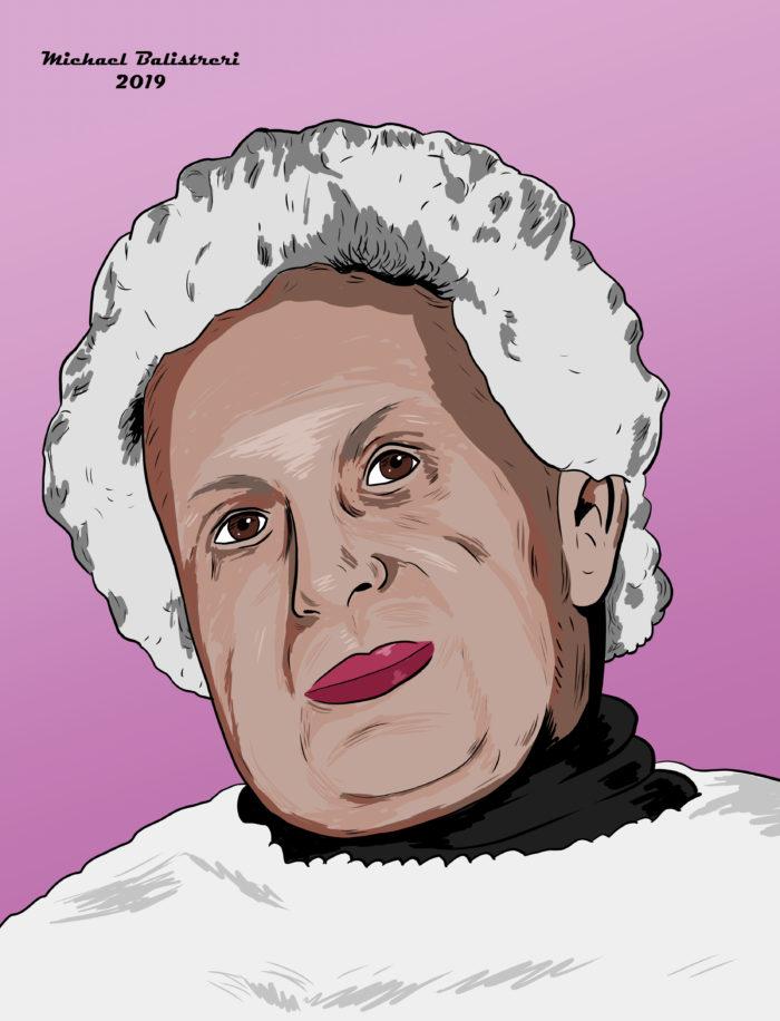 Great Grandma Mary