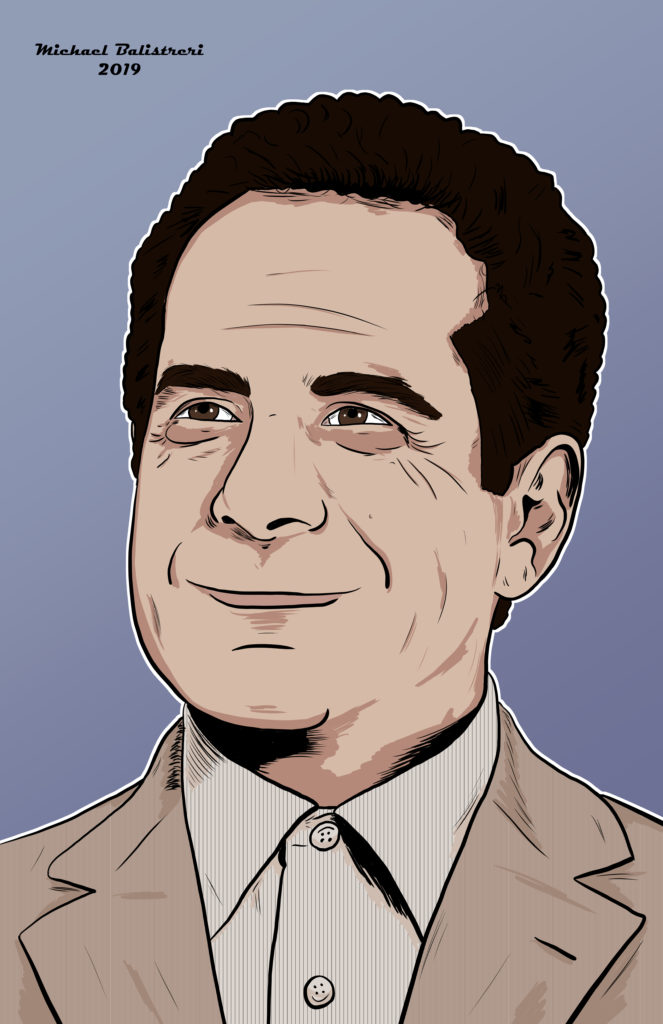Tony Shalhoub as Adrian Monk
