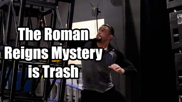 The Roman Reign Mystery is Terrible