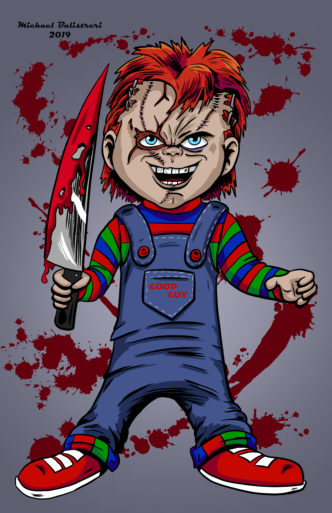 Chucky from Child's Play