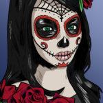 Dia De Los Muertos – La Catrina