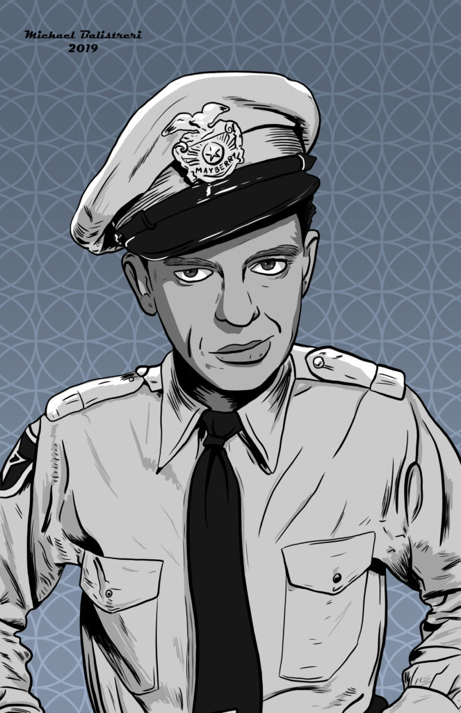Don Knotts - Barney Fife