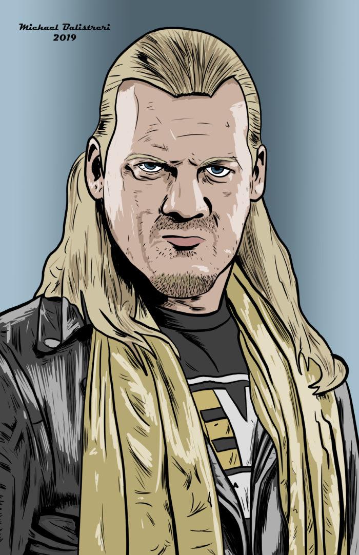 Le Champion Chris Jericho