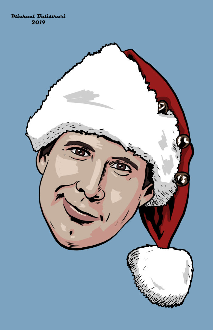 Christmas Vacation - Clark Griswold