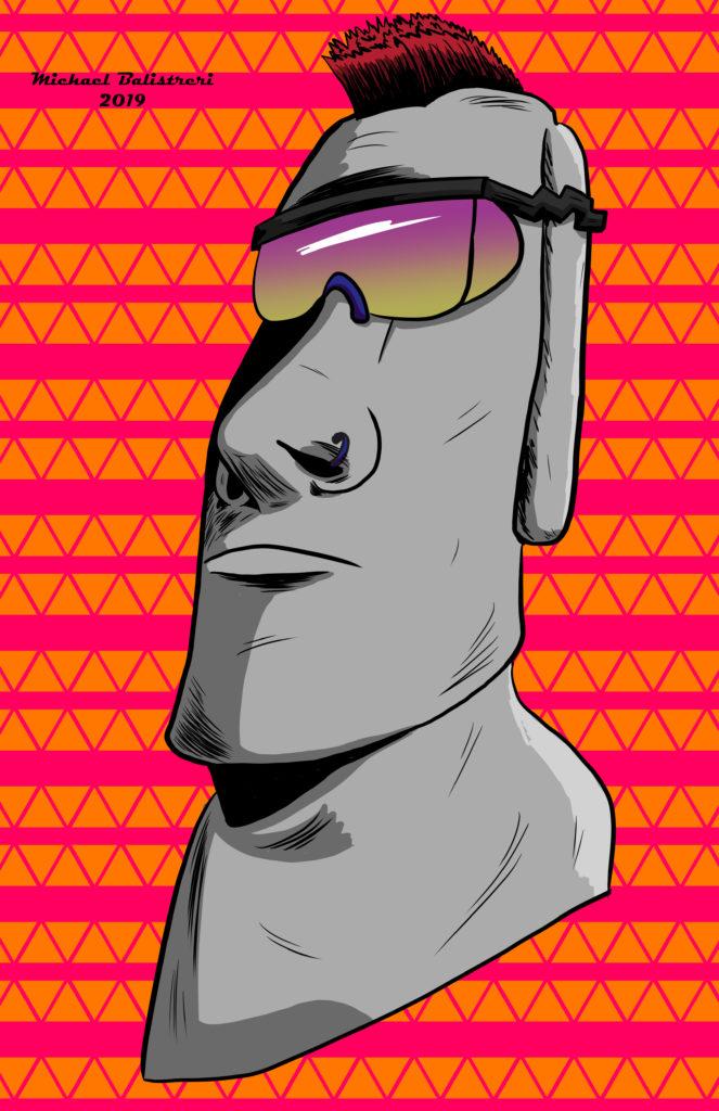 Easter Island Punk