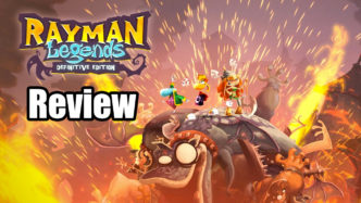 Rayman Legends Definitive Edition Review