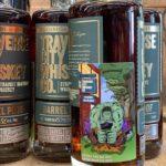 Hulk whiskey bottle