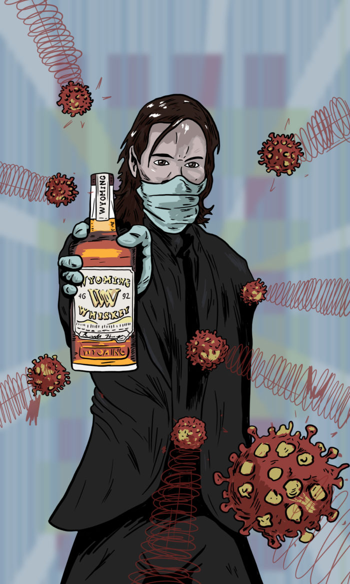 John Wick whiskey