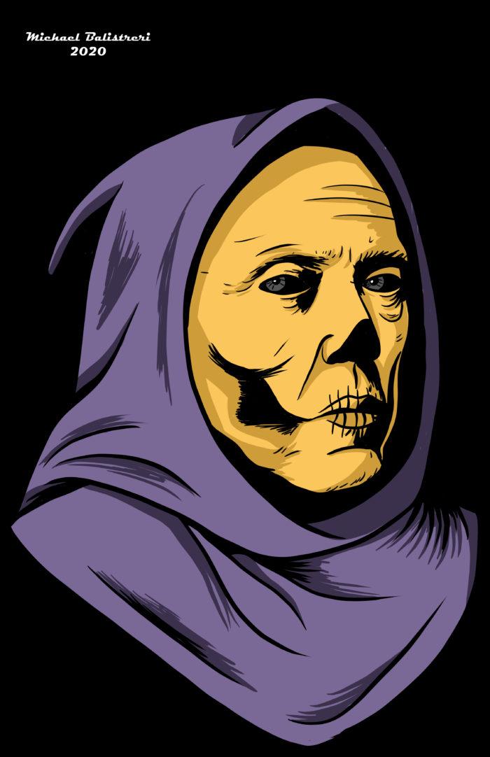 Christopher Walken as Skeletor