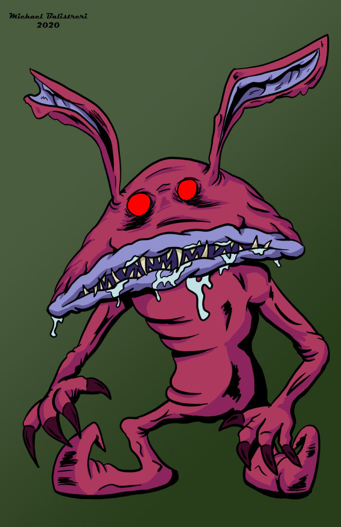 Ickis Aaahh!!! Real Monsters