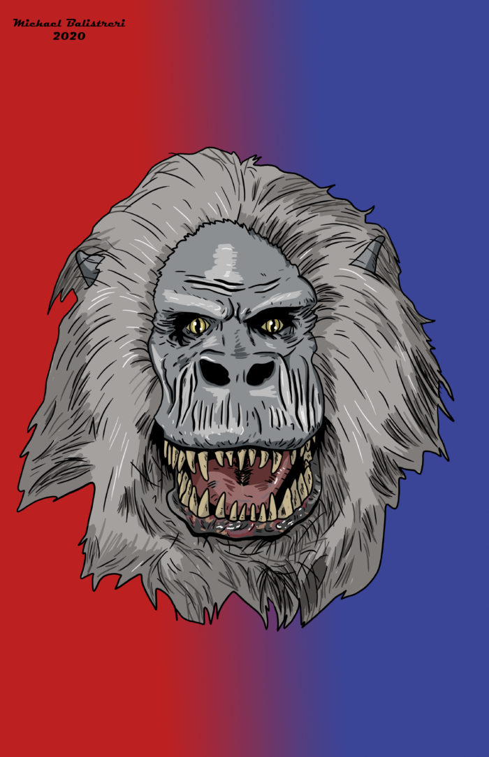 """Fluffy"" from Creepshow"