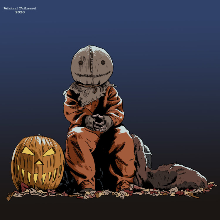 Sam Trick 'r Treat