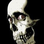 Skull - Evil Dead