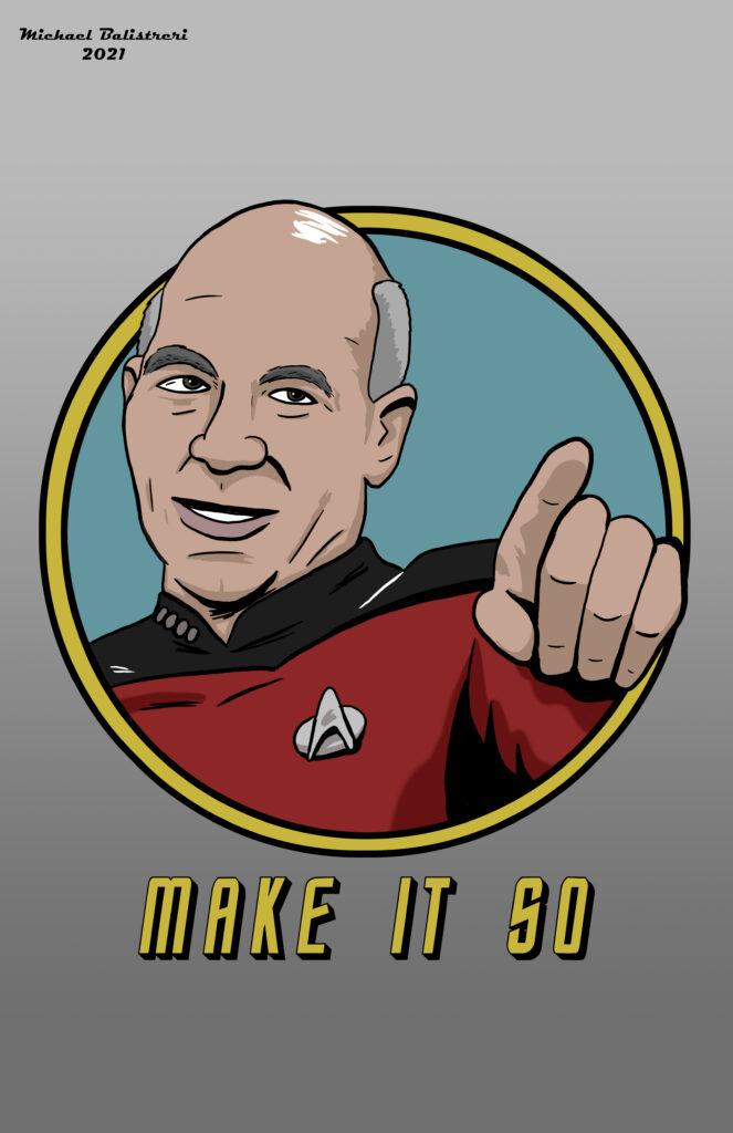 Star Trek - Make It So