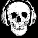 Skull-Wearing-Headphones