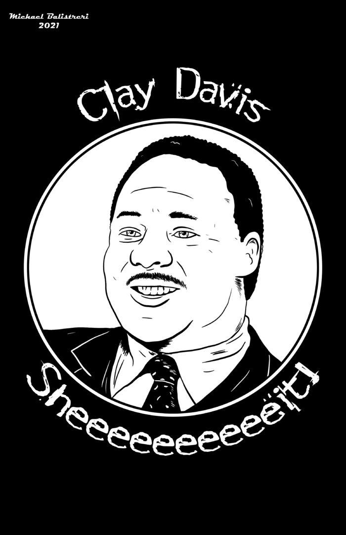 Clay Davis - The Wire