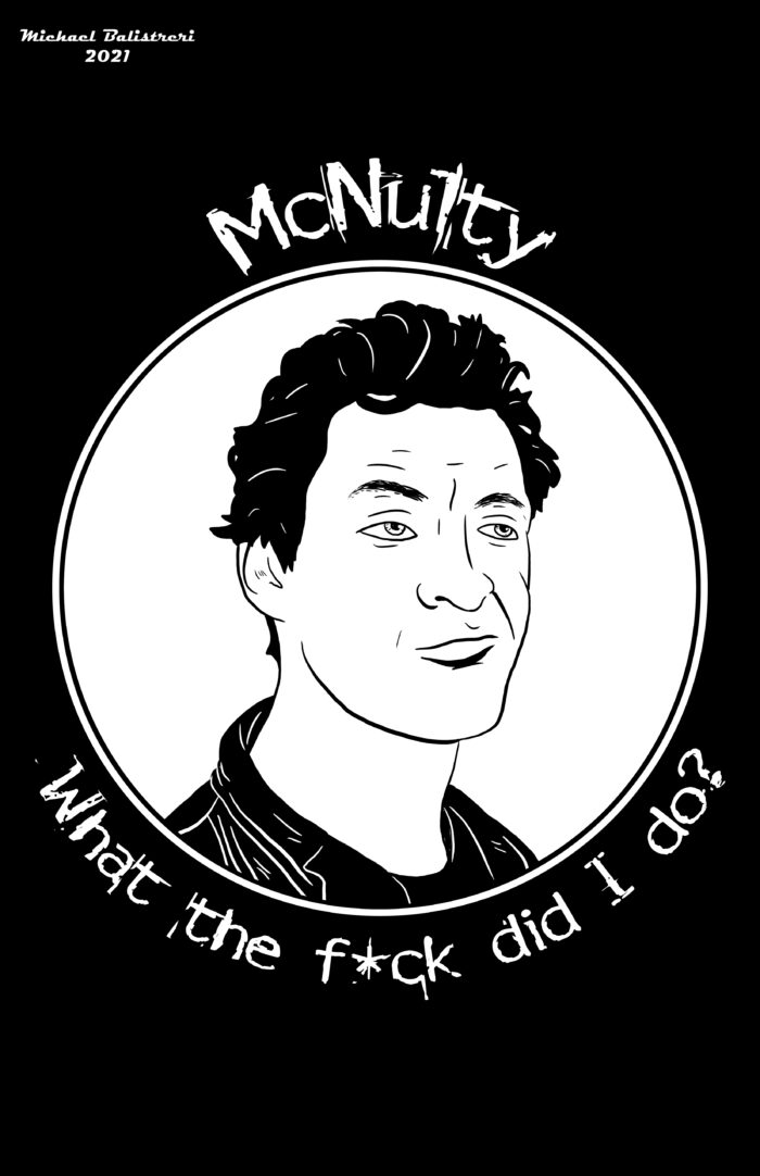 McNulty - The Wire