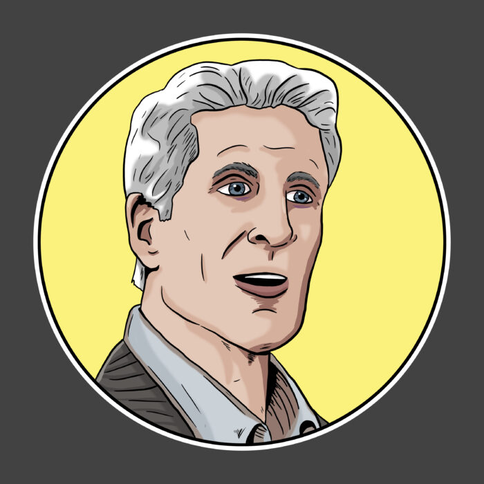 Ted Danson - Curb Your Enthusiasm